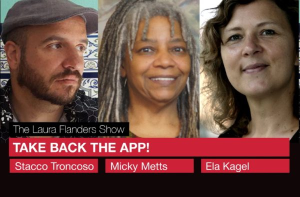Take back the App! A dialogue on Platform Cooperativism, Free Software and DisCOs
